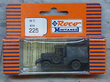 Roco / Herpa Minitanks  (NEW) WWII Dodge 3/4T 4x4 Weapons Carrier Truck Lot 878