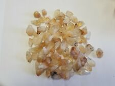 5 bags of Small citrine points about .229 grams per bag wholesale