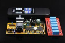 MV06 6-Channel Remote Control Volume Kit ALPS Motor Potentiometer Volume Control