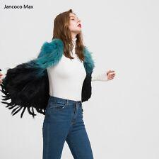 2016 Soft Real Fur Gilet Women Winter New Fashion Vest Waistcoats Coat 31718