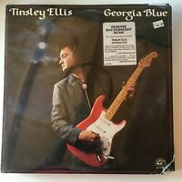 SEALED 1988 Tinsley Ellis Georgia Blue Alligator LP AL 4765 NOS ORIG PRESS