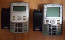 Nortel / AVAYA Business Phone Lot 4 Phones