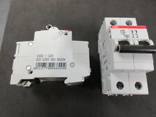ABB S202-C20  2CDS252001R0204 pro M compact S200 MCB, 2P, 20 A 6KA Double Pole