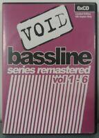 Void Bassline Classics 6 x CD Pack EARLY NICHE CASA LOCO ORGAN BASS ECKO STYLE