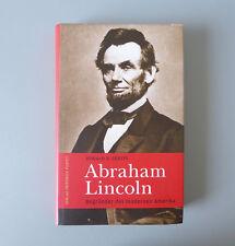 Ronald d. Gerste, Abraham Lincoln - Biografie - Buch
