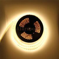 24V 25M 2835 LED Flexible Strip Light Warm White Continuous Length LED Rope NP