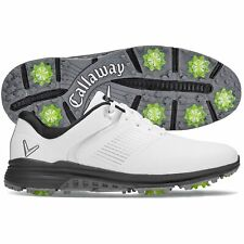 New Callaway Golf- Solana TRX Shoes Size 10 Wide White