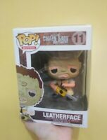 Funko pop the texas chain saw massacre leatherface figure figura coleccion