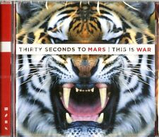 30 SECONDS TO MARS -THIS IS WAR - CD  NUOVO SIGILLATO