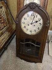 clocks antique pre 1930 wall clocks
