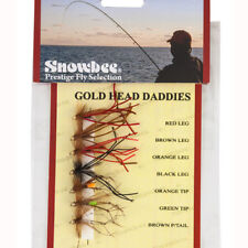 Snowbee Dry Daddy Fly Selection - SF116 - 7 Flies