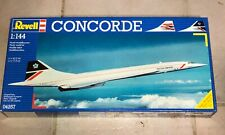 BNIB Revell 1:144 CONCORDE. Skill 3. Excellent!!!!