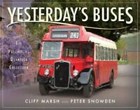 Yesterday's Buses The Fascinating Quantock Collection 9781526701152   Brand New