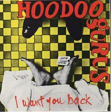 Hoodoo Gurus - I Want You Back/Hoodoo You Love (Vinyl-Single 1984) !!!