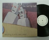 Get Up Kids - Something To Write Home About LP 1999 US ORIG WEEZER PROMISE RING