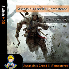 Assassin's Creed III Remastered (Switch Mod)- Max Money