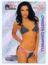 """CHRISTA CAMPBELL """"ALL AMERICAN #10"""" BENCHWARMER 2003 S1"""