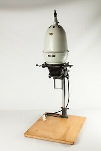Gnome Sixty-Six II.  Vintage B&W Condenser Enlarger for 35mm & 6x6cm Formats VGC
