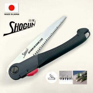 Hybrid 240 - Klappsäge für Baumschnitt und Garten, Shogun