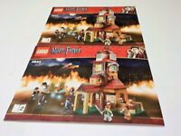 LEGO 4840 - HARRY POTTER - The Burrow - INSTRUCTION MANUAL ONLY