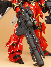 DX Hobby Rocket Bazooka Anti-MS gun for Bandai HG 1/144 MSN-06S Gundam Sinanju