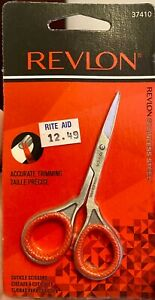 Revlon Cuticle Scissors 37410 AWESOME!