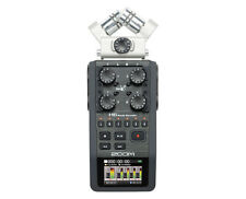 Zoom H6 Handy Recorder with Interchangeable Microphone System - Used