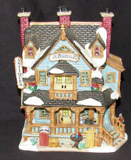 Christmas Lighted House Lemax 2002 Coventry Cove COLLEEN'S CURIOSITIES #25770KM
