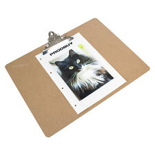 Large 44cm A3 Clipboard Wooden Artists Drawing Sketching Board Portable Easel