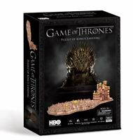 Game Of Thrones Locations King's Landing 3D Jigsaw Puzzle (pl)