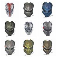Alien vs Predator FRP Mask Protect Mask Cosplay Halloween Full Mask Props