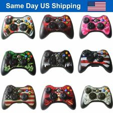 Custom Modded Protect Skin Sticker Cover Decal for Xbox 360 Gamepad Controller