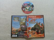 ATV Off Road Fury Greatest Hits PlayStation 2 PS2 Video Game Sony # SLUS97104