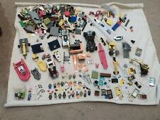 5+ pounds lbs bulk lego lot minifigs partial sets 42031 76045 60131 60086 60035