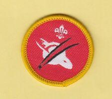 Boy Scout Badge CUB ASTRONOMER Proficiency black s/star