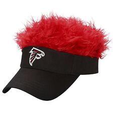 NFL Atlanta Falcons Flair Hair Visor Hat