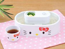 From JAPAN! Hello Kitty Electric Nagashi Somen Machine set Noodles Somen sinkNEW