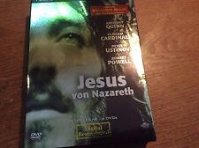 Jesus von Nazareth  [4 DVD Box] Franco Zeffirelli / Anthony Quinn Peter Ustinov
