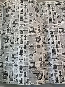 Vintage Dollhouse Wallpaper Old Ads #45 Antique Catalog Products