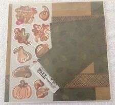 "Creative Memories 12""x12"" Additions Earthy Autumn"