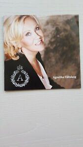 AGNETHA FALTSKOG: A.  2013 CD Album. Excellent.