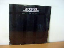 ALCATRAZZ Disturbing The Peace SEALED LP 1985 (CAPITOL ST-12385) STEVE VAI