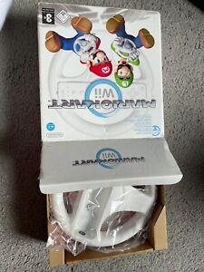 Nintendo Mario Kart Wheel - WII Boxed complete