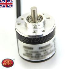 360 Pulses /R AB 2 Phase 6mm Shaft DC5V-24V 360P/R Encoder Incremental Rotary