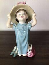 "Vintage Royal Doulton ""Make Believe� Figurine 6"" Tall"