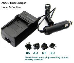 Battery Charger for JVC GR-D240EK GZ-MG21EK BN-VF707U Everio GZ-MG36EK GZ-MG37EK