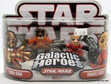 Star Wars Galactic Heroes Ponda Baba and Snaggletooth