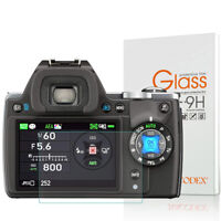 Nacodex For PENTAX K-S1 Tempered Glass Screen Protector