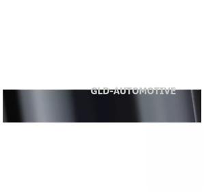 FASCIONE ADESIVO FILM NERO PARASOLE FASCIA AUTO Universale 24x150 SIMONI RACING