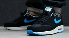 NIKE AIR MAX 1 PREMIUM BLACK BLUE CAMO UK UK SIZE 11 US 12 EU 46 BNIB VERY RARE
